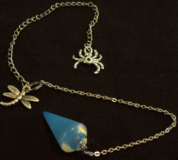 "Pendulum Divination or Dowsing ""Buggy"""