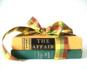 Retro Hardcover Books For Home Decor or Journal Cover