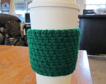Coffee Cozy (Green)