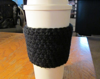 Coffee Cozy (Black)