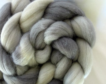 Polwarth Silk Roving Hand Dyed (APS638)