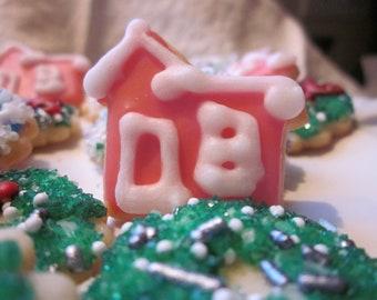 2 dozen assorted mini holiday Cookies
