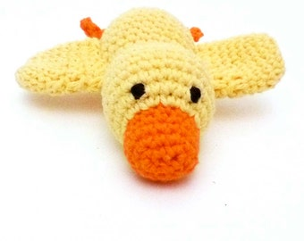 Squeaky Duck Dog Toy