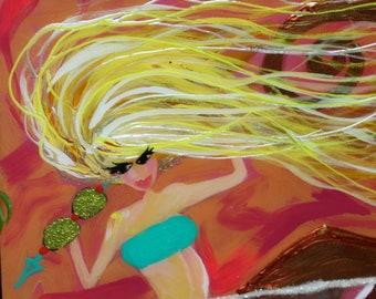 Tini Time Mermaid
