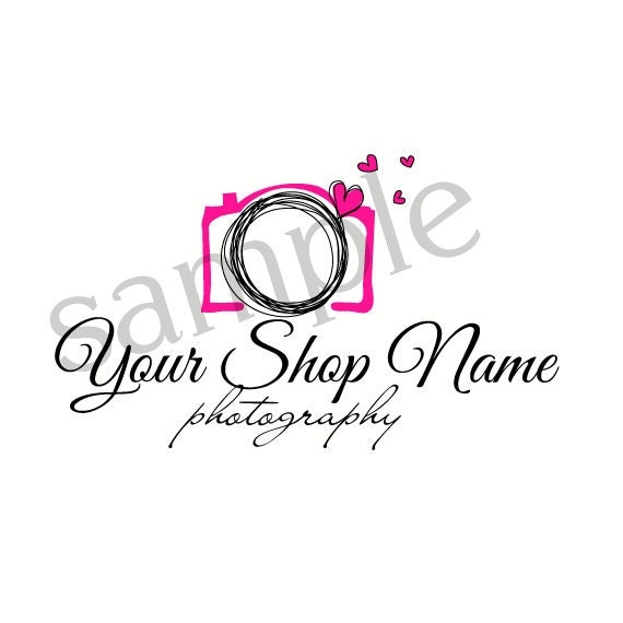 Wedding Photography Studio Logo: Joy Studio Design Gallery