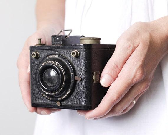 Vintage Camera - Kodak Brownie Flash Six-20