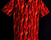 On Fire limited-edition ultra-high quality men's shirt