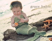 Mermaid Tail and Accessories