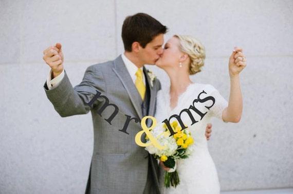 SHIPS PRIORITY.  mr & mrs Banner.  Wedding Banner.  Wedding Garland.  Wedding Decor.  Wedding Decoration.  Wedding Photo Prop.  5280 Bliss.