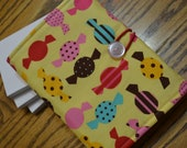Candy Crayon Wallet