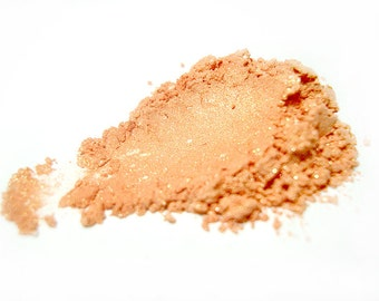 Peaches - Micro Glitter Mineral Eyeshadow