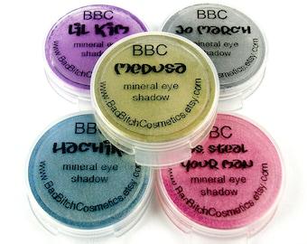 SAMPLE Choose 5 - BBC Mineral Cosmetics