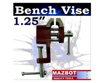 1.25in Mazbot Table Top Bench Vise  -  BV125