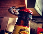Bottle Opener & Coaster in ONE - Customized