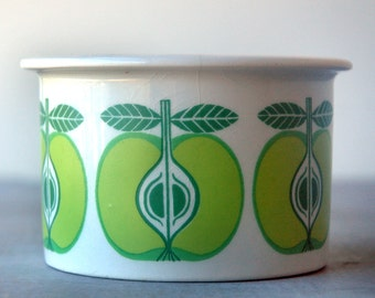 Arabia Apple Ramekin