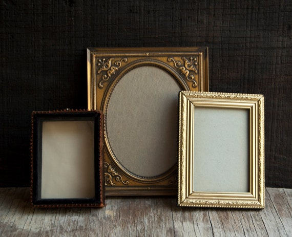 Vintage Frame Collection- Metal - Shadow Box