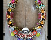 LOVE Beaded Horseshoe by Betsy Youngquist