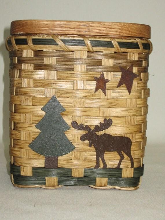 Tissue Basket-Moose