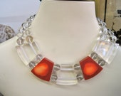 PARIS Art Deco Necklace
