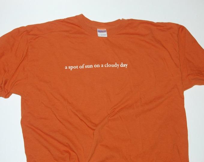 A spot of sun Land Cruiser LandCruiser Teq  Texas orange shirt  XLarge
