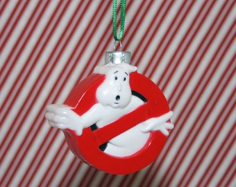 Ghostbusters No Ghost Logo Christmas Ornament