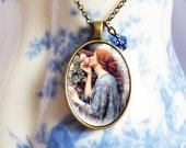 Soul of the Rose - Vintage Necklace