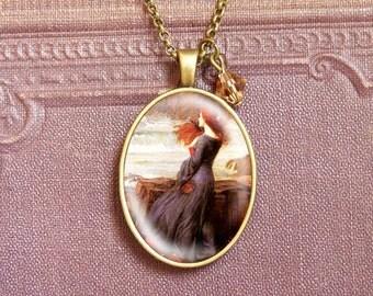 Tempest - Vintage Necklace