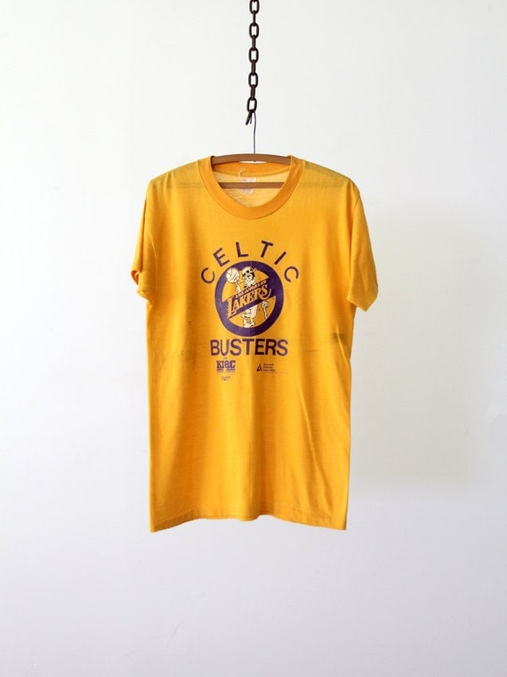 Vintage Lakers Tshirt 37