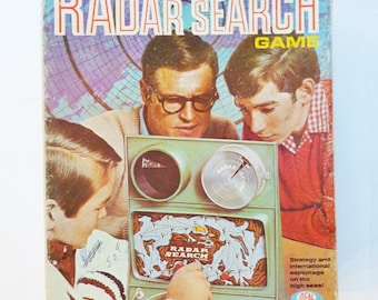 1969 RADAR SEARCH Game