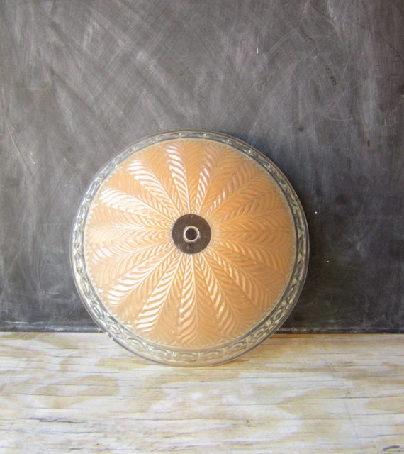 Vintage Cieiling Lamp Shade