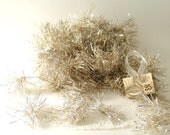 so frail vintage tinsel garland