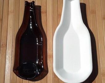 STONEWARE 12oz Domestic Beer Bottle Slumping Mold