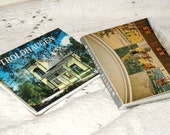 Lovely Pair of Souvenir Photo Packets..Denmark and Norway..