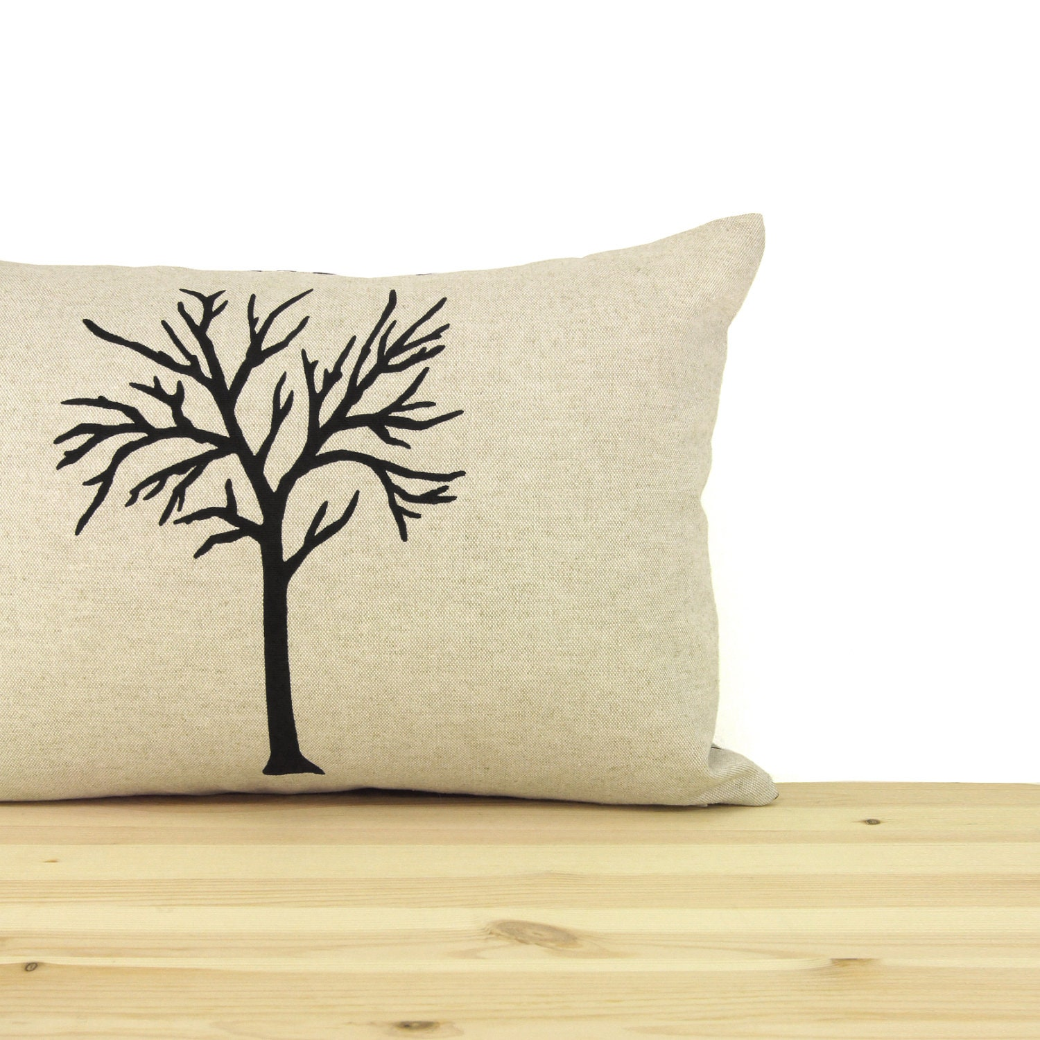 12x18 Tree Decorative Throw Pillow Case in by ClassicByNature