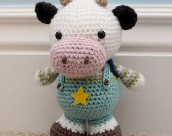 Amigurumi Crochet Pattern Lucky the Horse