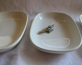 Eastern Airlines Dishes, Eastern Airlines, Tray, Casserole