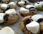 SCOUT: Ultimate S'mores Cookies
