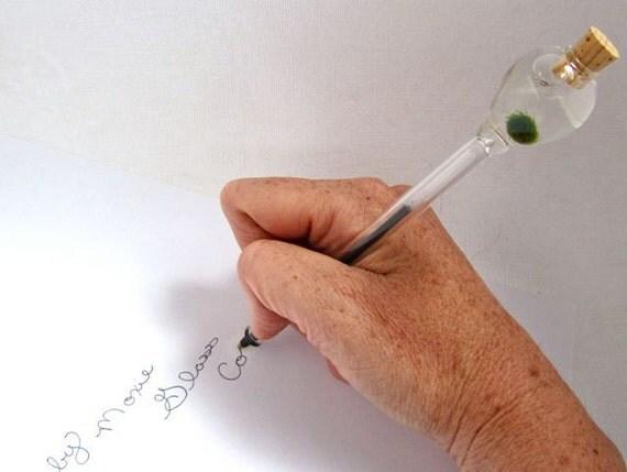 Marimo Ball Point Pen