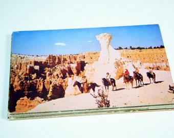 25 Vintage Utah Chrome Postcards Blank - Wedding Guestbook