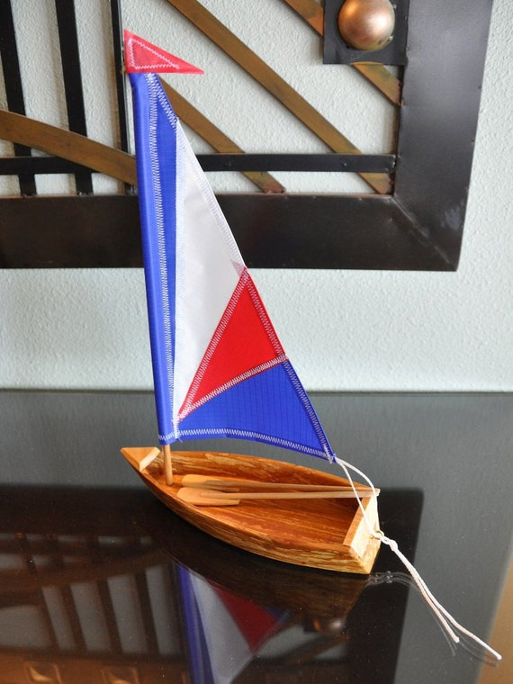 Working Model Sailboat