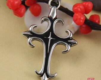 Cross Stainless Steel Pendant-CS005