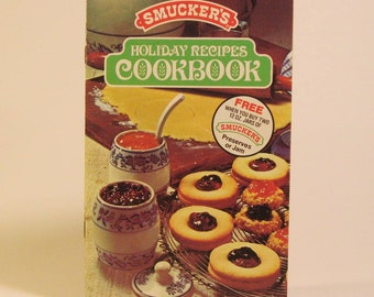 Smucker's Holiday Recipes Cookbook