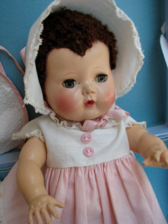 Vintage Tiny Tears Doll By American Character