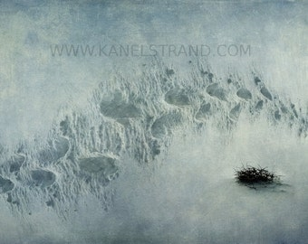 Fantasy art, surreal photography print, abstract dreamscapes, minimalist art, conceptual photo, 8x10