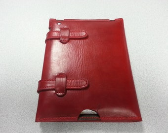 Leather IPad Case.