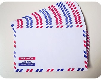 10 Amail envelopes