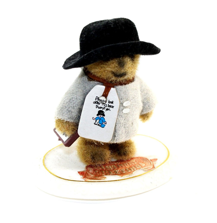 Paddington Bear Birthday Greetings Cake Topper 50% Off Sale