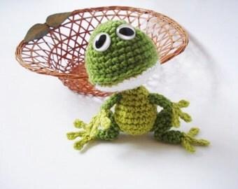 Pattern, Amigurumi Frog Pattern, Crochet Frog Pattern, Toys Pattern, Amigurumi Animal, Tutorial