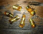 Sari Silk Fiber Beads