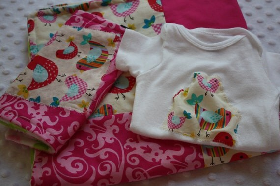 BARGAIN BABY GIFT- Sweet Birdie